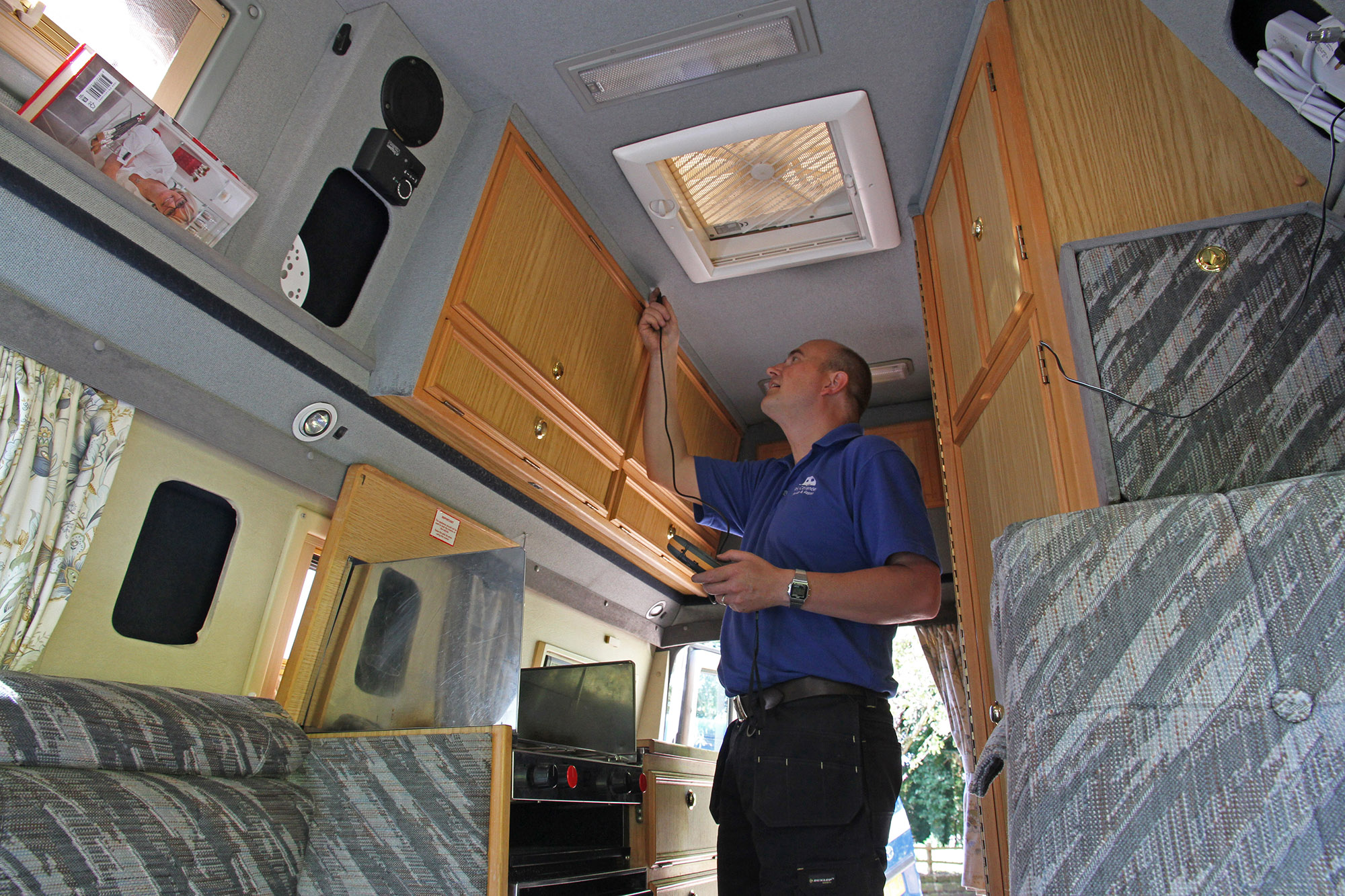 How feasible is it to go for Motorhome services?